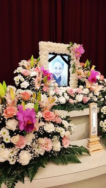 叔母の葬式20210428