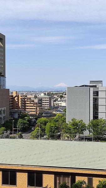 富士山20210503