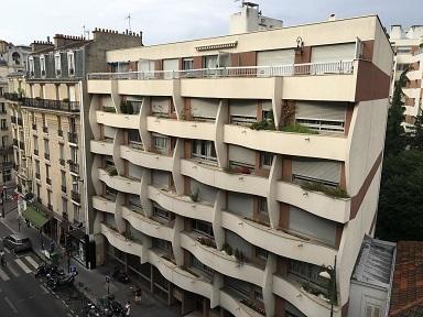 フランス 都市型共同住宅 1970ねん