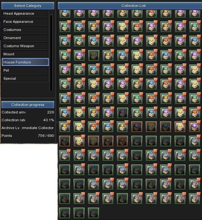幻想ブログ用355B3 コレクションポイントシステム