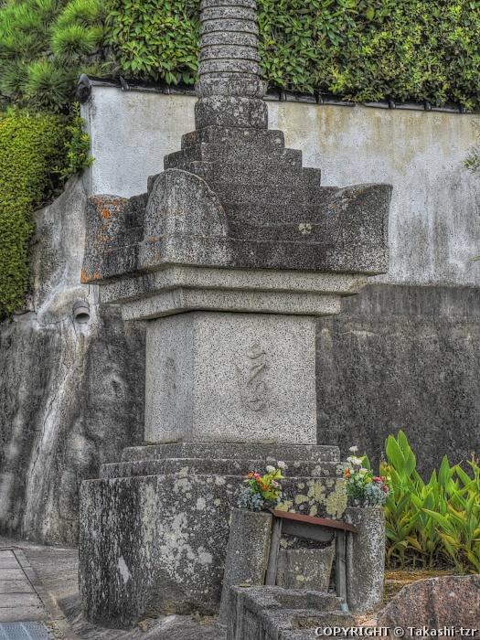 堂応寺宝篋印塔