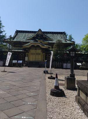 上野東照宮01