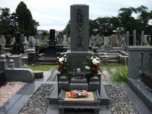210812お墓
