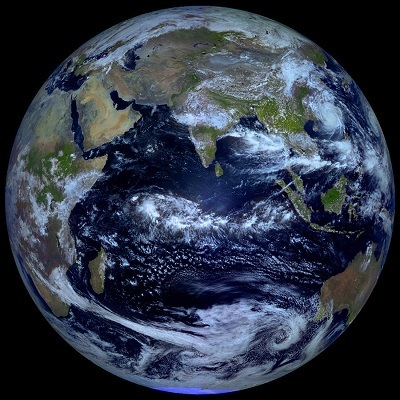 50 地球 NASA