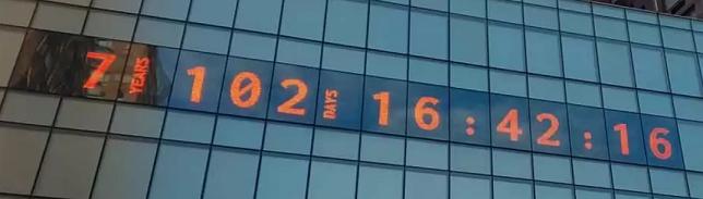 70 ニューヨーク 気候時計
