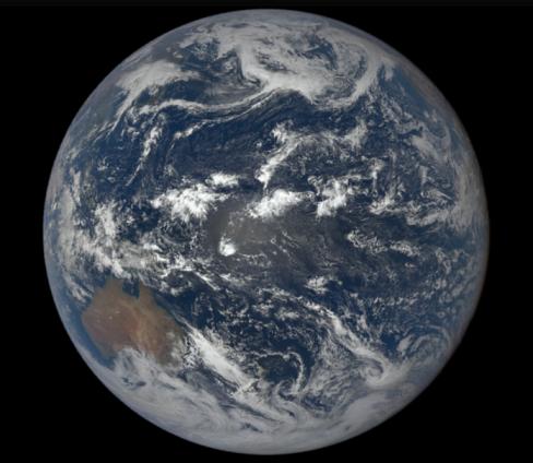 70 毎日の地球 写真