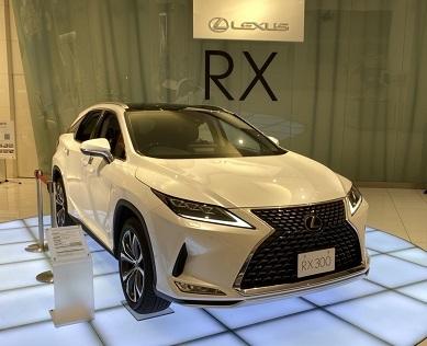 30 レクサス RX