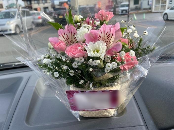 お供え御花