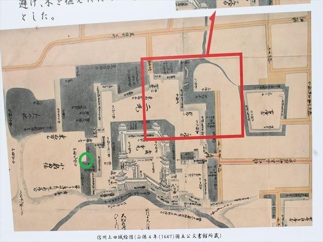 上田城ⅠIMG_9015v