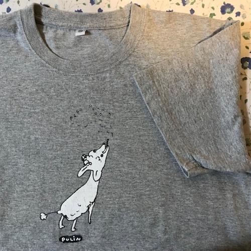 16の500Tシャツ