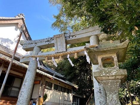 雪浦熊野神社2