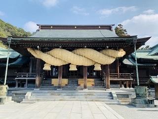 sacred shrine rope