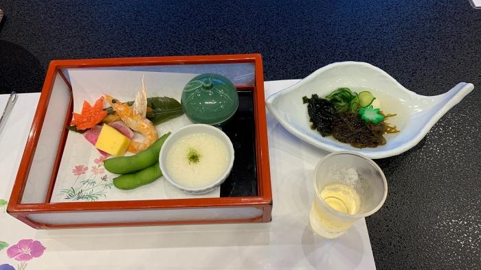 さざなみ館食事 (1)