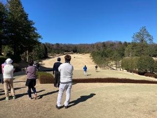 稲田堤親和会のゴルフコンペ_01