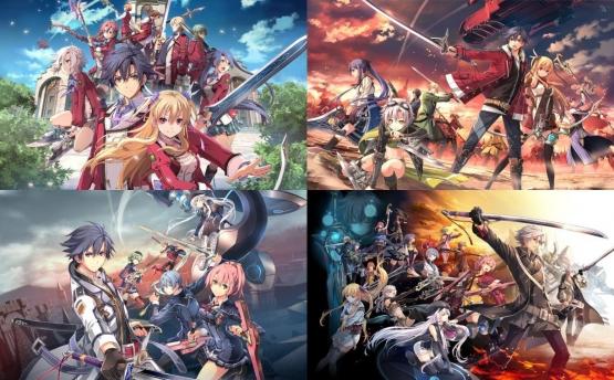 日本ファルコム『英雄伝説 閃の軌跡』シリーズが2022年にTVアニメ化決定!!