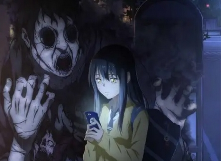ホラーコメディー漫画『見える子ちゃん』2021年TVアニメ化決定! 見えるはずのないものが見えた時 あなたならどうしますか……?