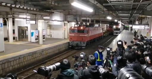 【悲報】撮り鉄さん、撮影中に線路に転落、大好きな電車に轢かれてしまう