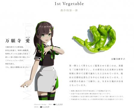 【悲報】艦これ運営の新企画「野菜娘」、全然話題にならない