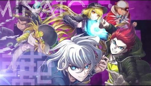 『ダンガンロンパ』制作の「トライブナイン」がTVアニメ化決定! ついでにソシャゲ化も発表!