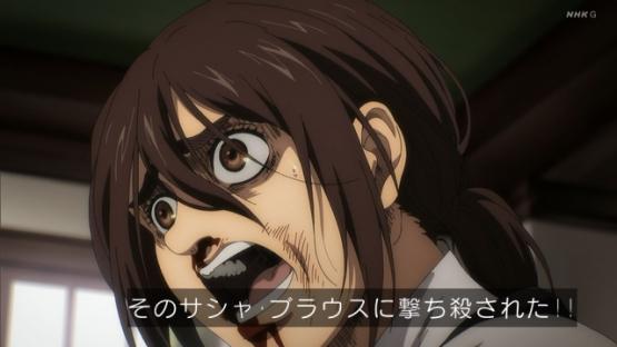 『進撃の巨人 The Final Season (4期)』72話感想・・・ガビンゴオオオオオ!! やっぱりこの回は面白すぎる!! 30分早すぎだわ