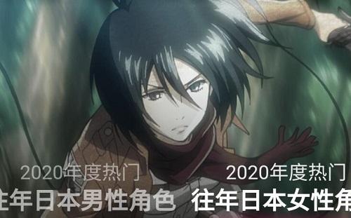 中国人「日本のアニメキャラランキングを作った結果こうなった」