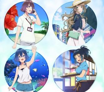 俺たちのPAワークスの新作オリジナルアニメのキービジュアルと新PVが公開!! 今度は男媚びだから期待できそう