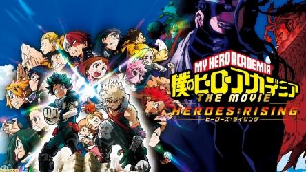 【朗報】ヒロアカさん、なんと新作映画の初週興行収入9,4億円と大成功!!シリーズ最高傑作へ