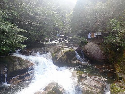 1月 水の豊富な山岳部