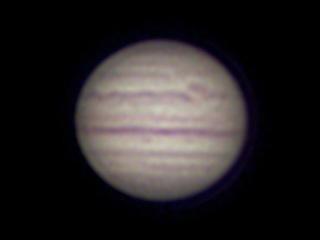 2021年8月28日深夜 木星
