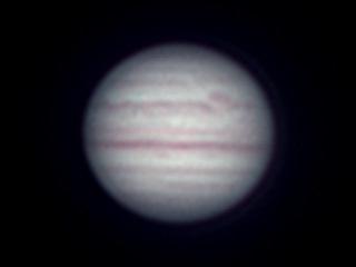 2021年8月28日深夜 木星(色調再修正版)