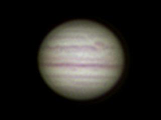 2021年8月28日深夜 木星(色調修正版)