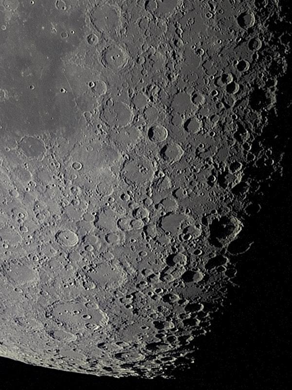 2021年8月29日 月齢10.1 (南側切り出し)