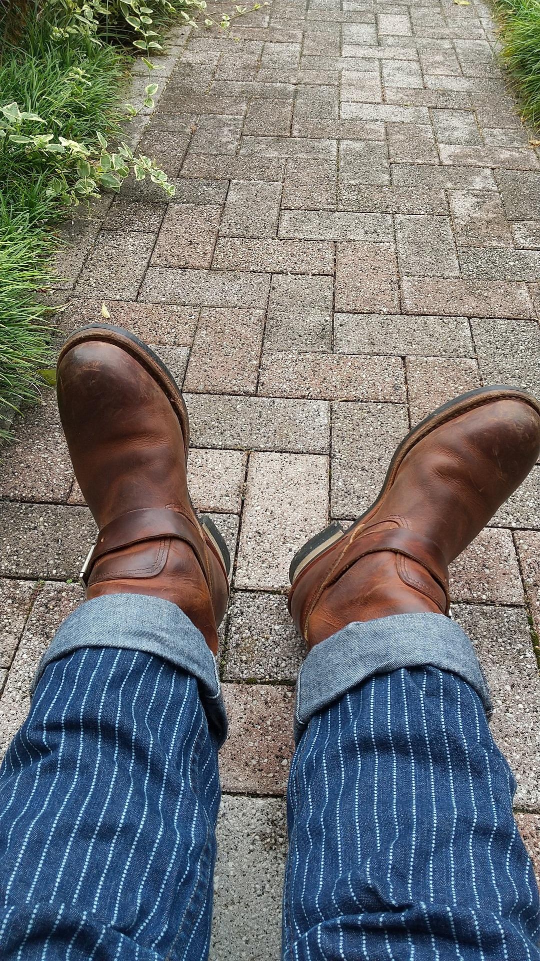 アメカジ エンジニアブーツ Engineer Boots