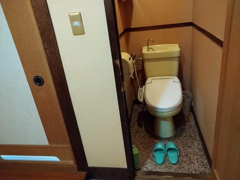 和室_トイレ