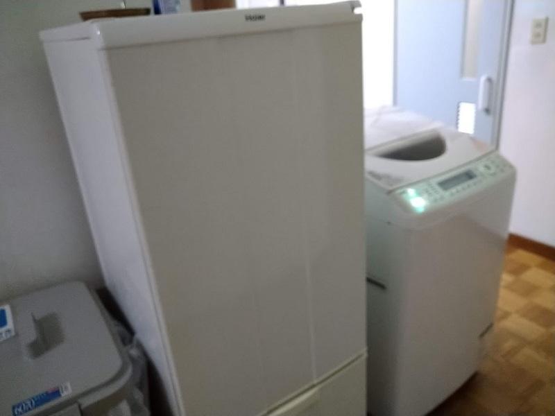 共用スペース_冷蔵庫、洗濯機.