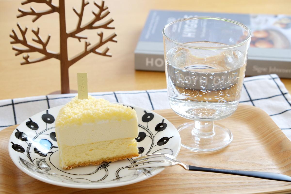 IKEA 365+ ゴブレット・ブラックパラティッシ・チーズケーキ①