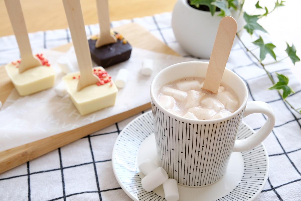 ARABIA・マイニオ・マグカップ・ホットチョコレートスティック①