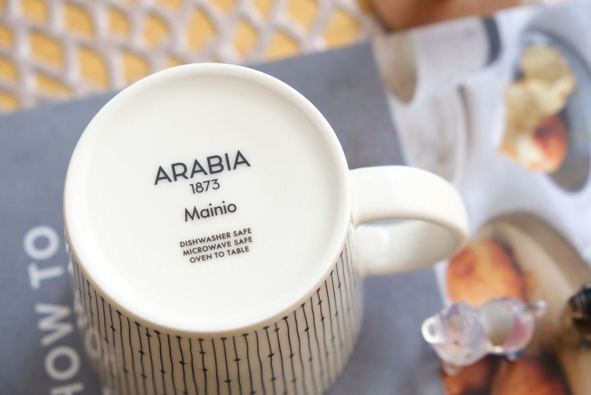 ARABIA・マイニオ・マグカップ③