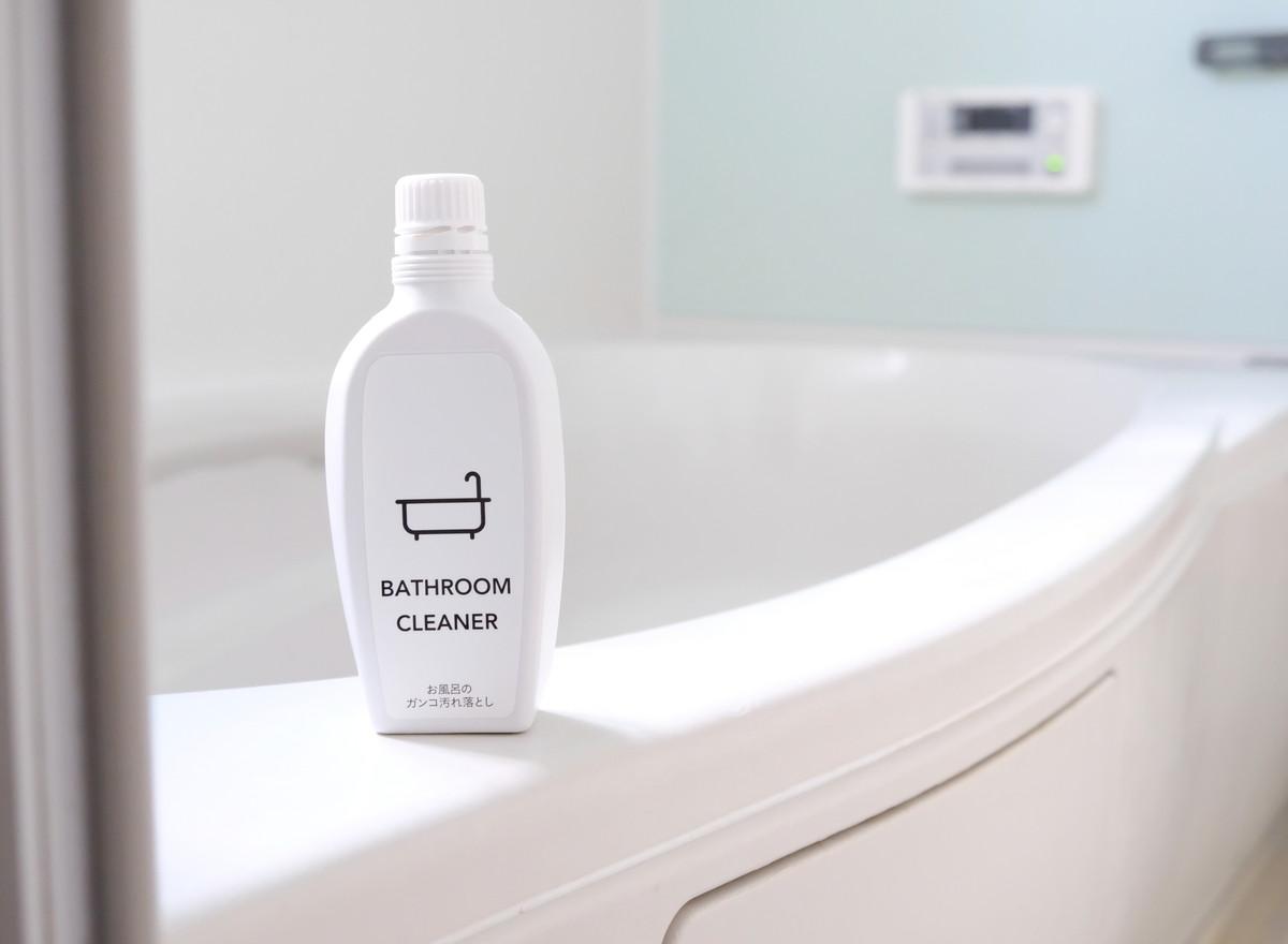 カインズ・お風呂のガンコ汚れ落とし・浴室①