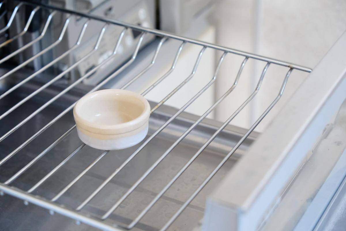 ダイソー・オーブントースター用 スチーム皿①