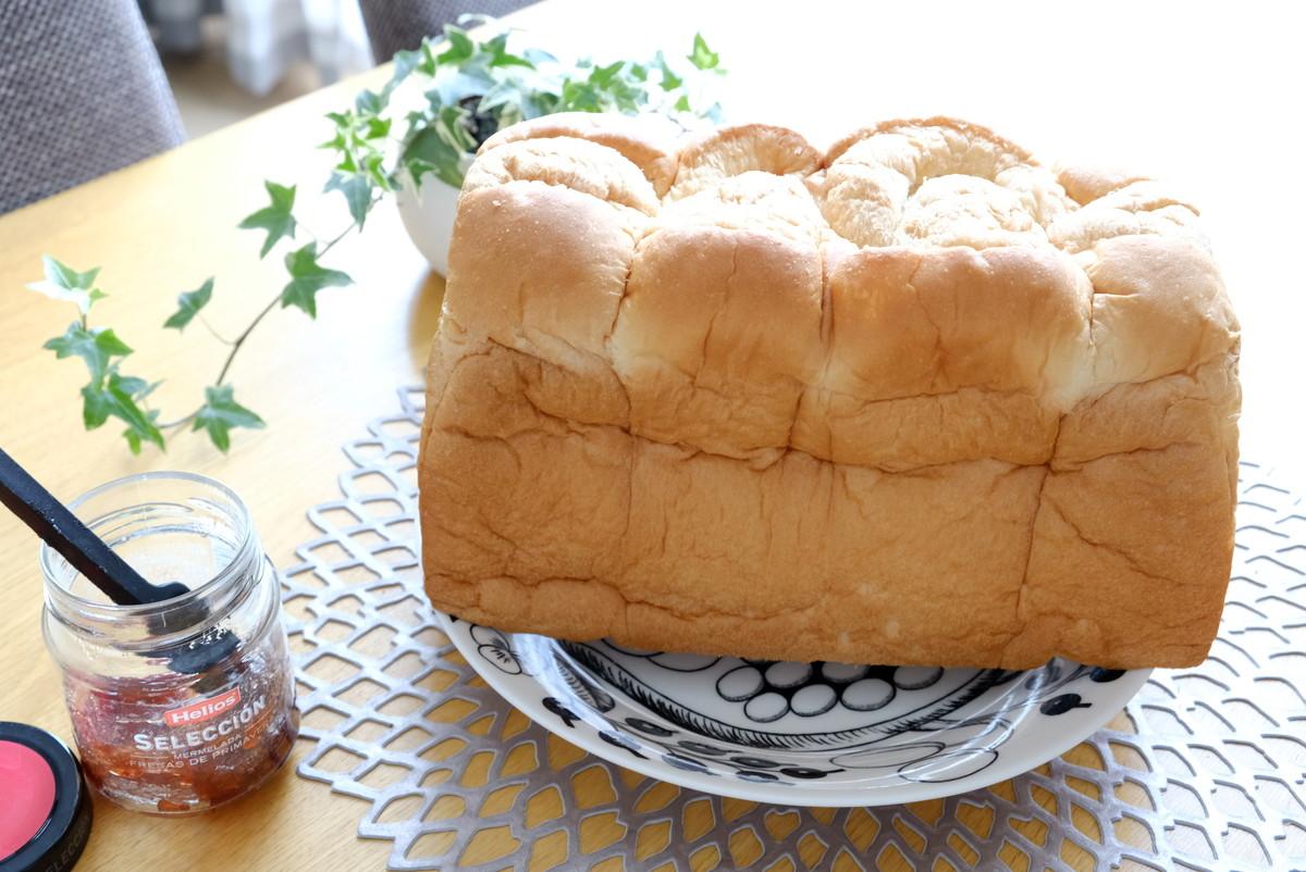 業務スーパー・天然酵母食パン②