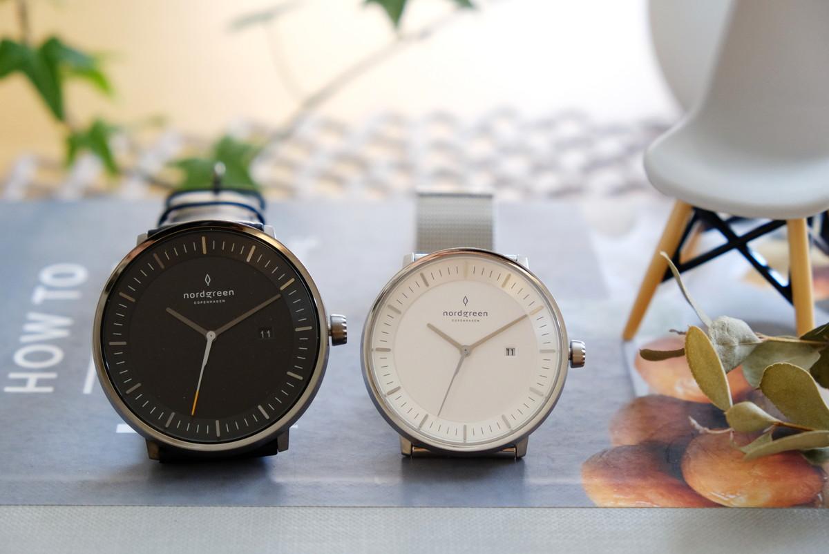Nordgreen(ノードグリーン)・Philosopher・腕時計①