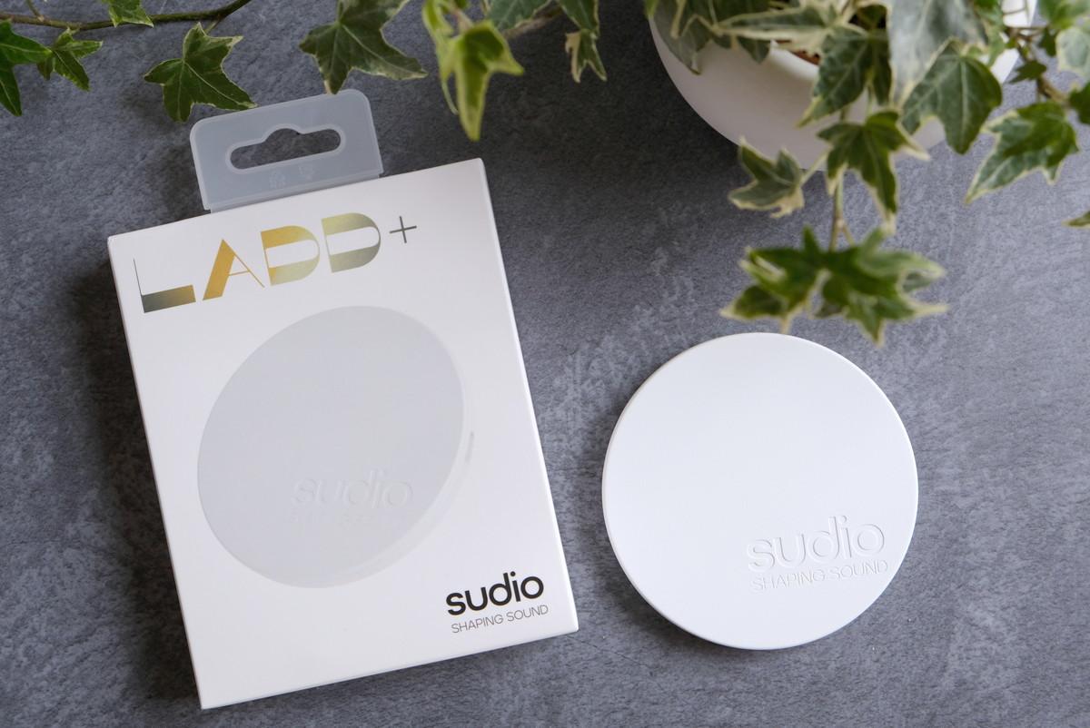 sudio・ワイヤレス充電器・Ladd+①