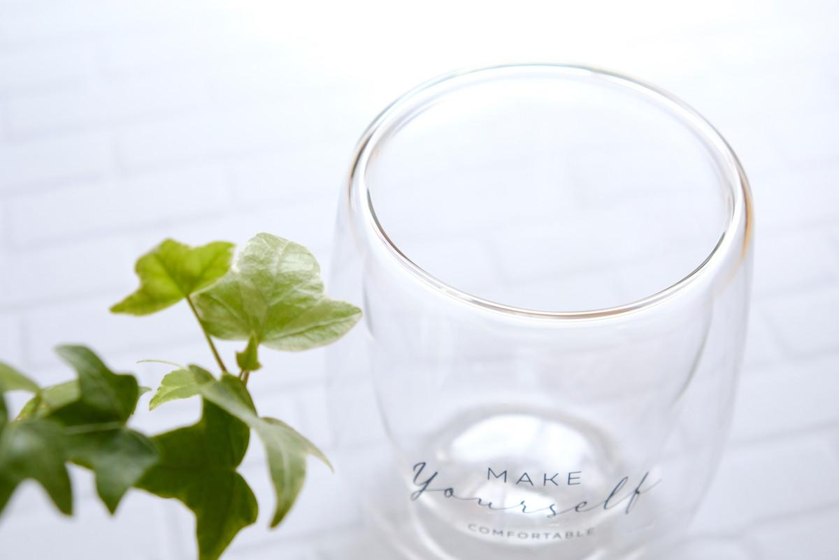 キャンドゥ・ダブルウォールグラス④