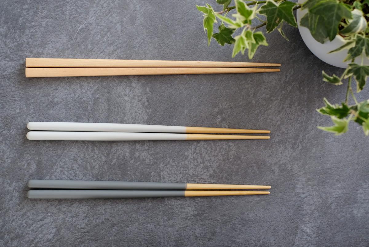 STIIK KIDS・お箸・無印・メープル箸①