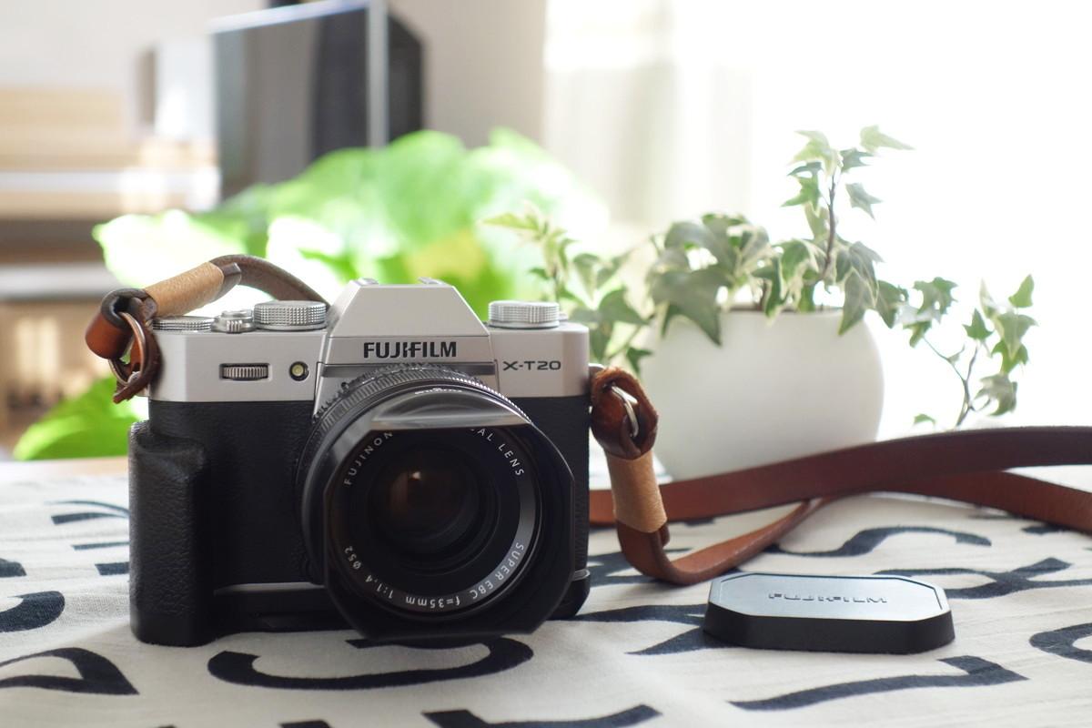 単焦点レンズ・富士フイルム XF35mmF1.4①