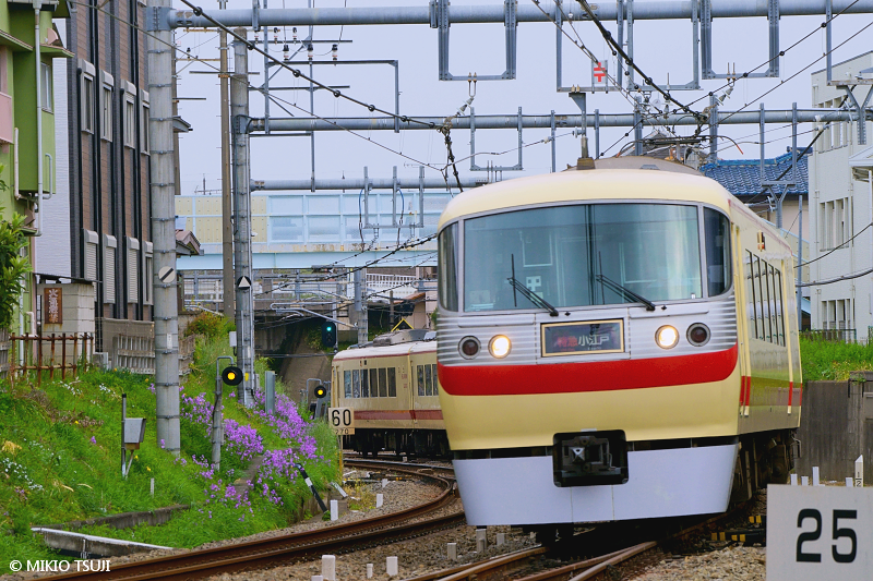 絶景探しの旅 - 絶景写真No.1643 さよならレッドアロークラシック (埼玉県 所沢市)