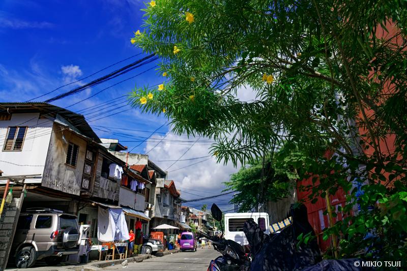 絶景探しの旅 - 絶景写真No.1666 セブの街角 (フィリピン セブ島)