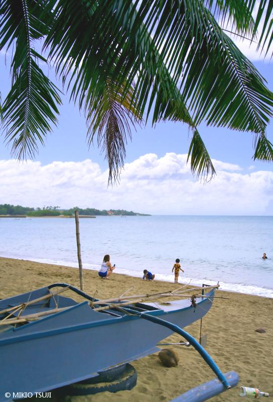 絶景探しの旅 - 絶景写真No.1678 セブ島 トロピカルビーチ (フィリピン セブ島)